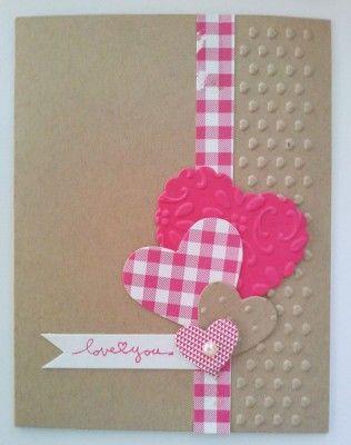 6d3ad454765bad7fb0d31b9771193b39--handmade-valentines-cards-valentine-day-cards
